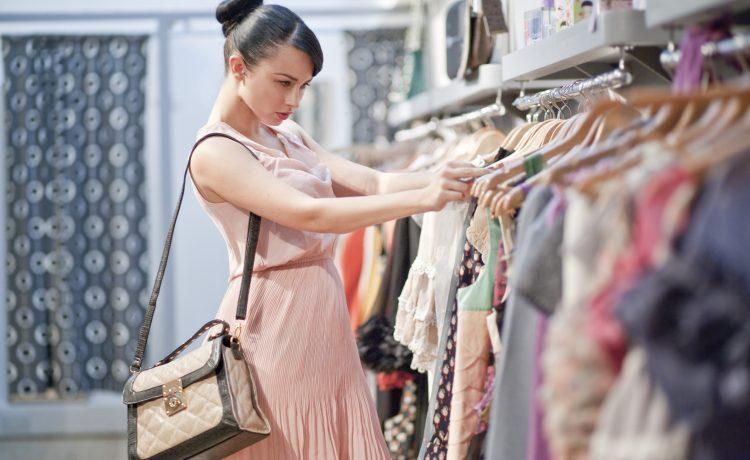 shopping, high street, dresses, shop, fashion